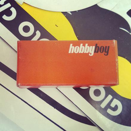 hobby boy