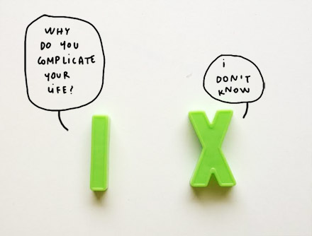 xx complicated
