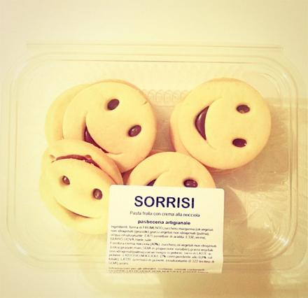 golosa di sorrisi