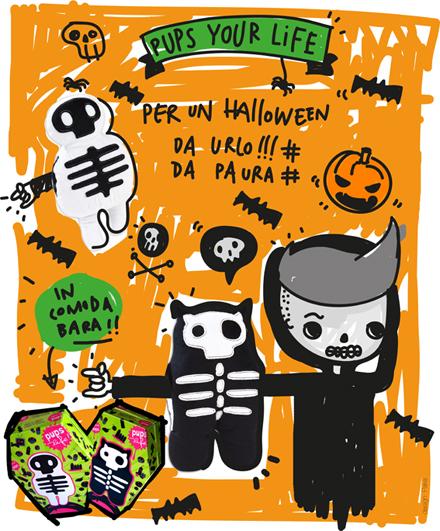 Halloween pups blog